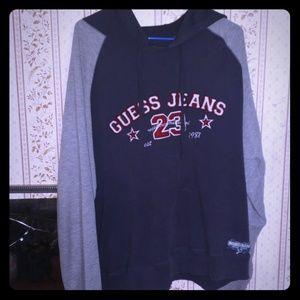 Guess Jean's hoodie